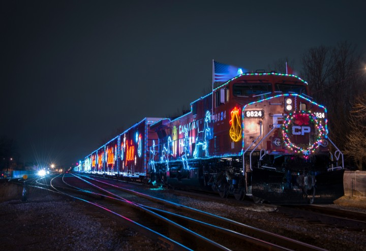 Christmas in Ottawa - CP Holiday Train
