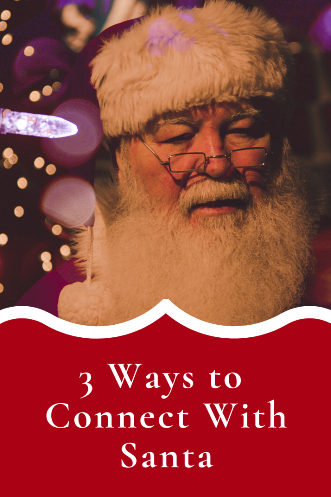 This mom has Santa connections and I am sharing them with you. Grab a pen and paper and get ready to make your child's Christmas that much more magical.