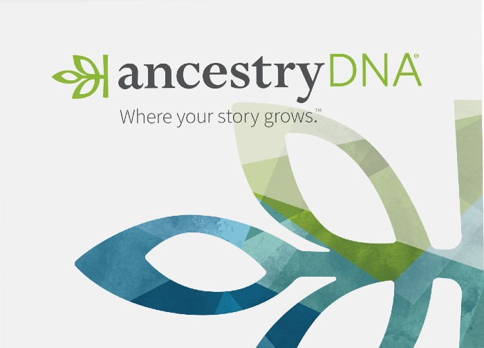 Ancestry DNA Logo
